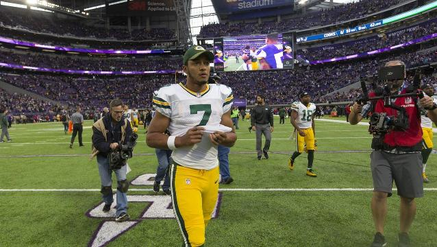 Hundley: 'I want to be one of the greatest'