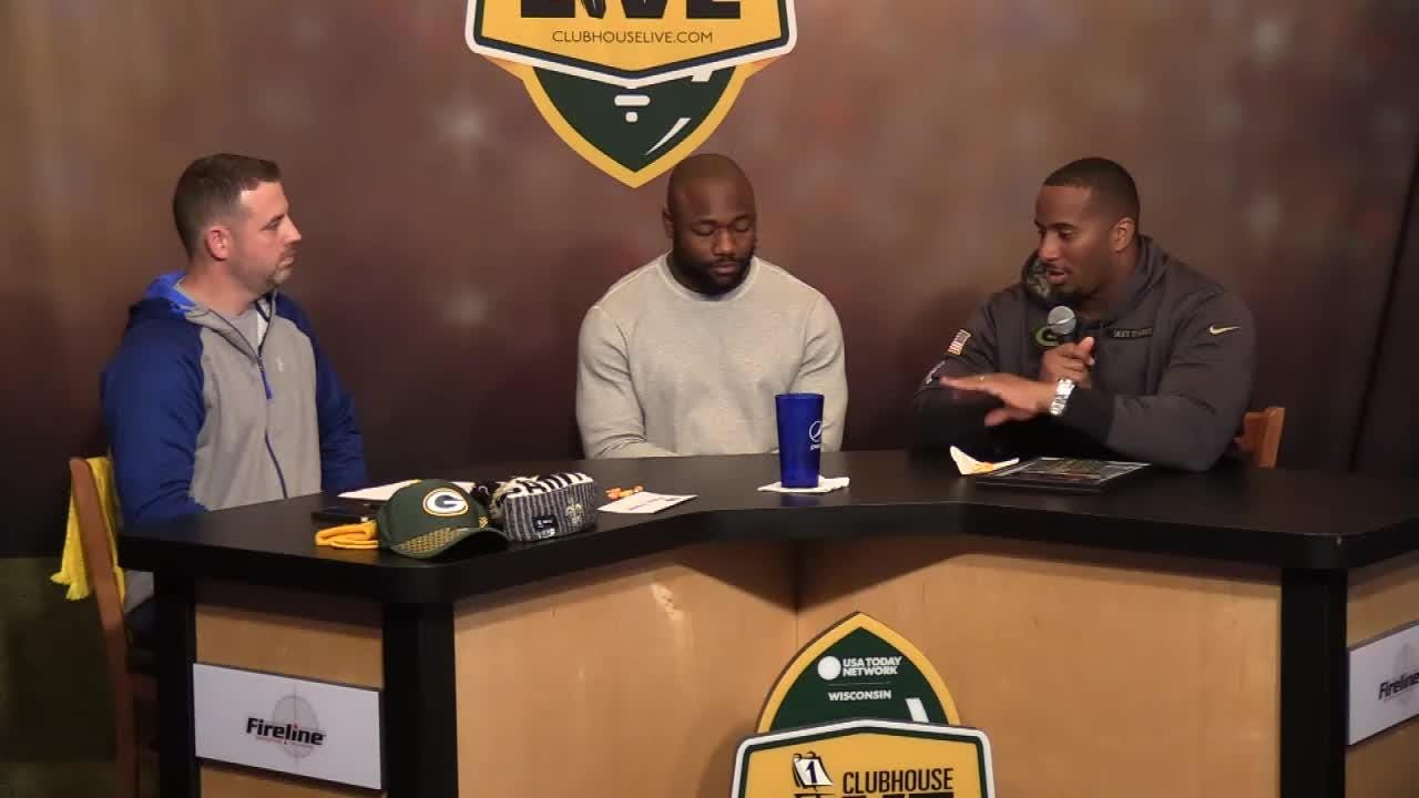 Green Bay Packers defensive lineman Mike Daniels talks about his experience with bullying and what you can do to stop it. Daniels was a guest on Clubhouse Live.