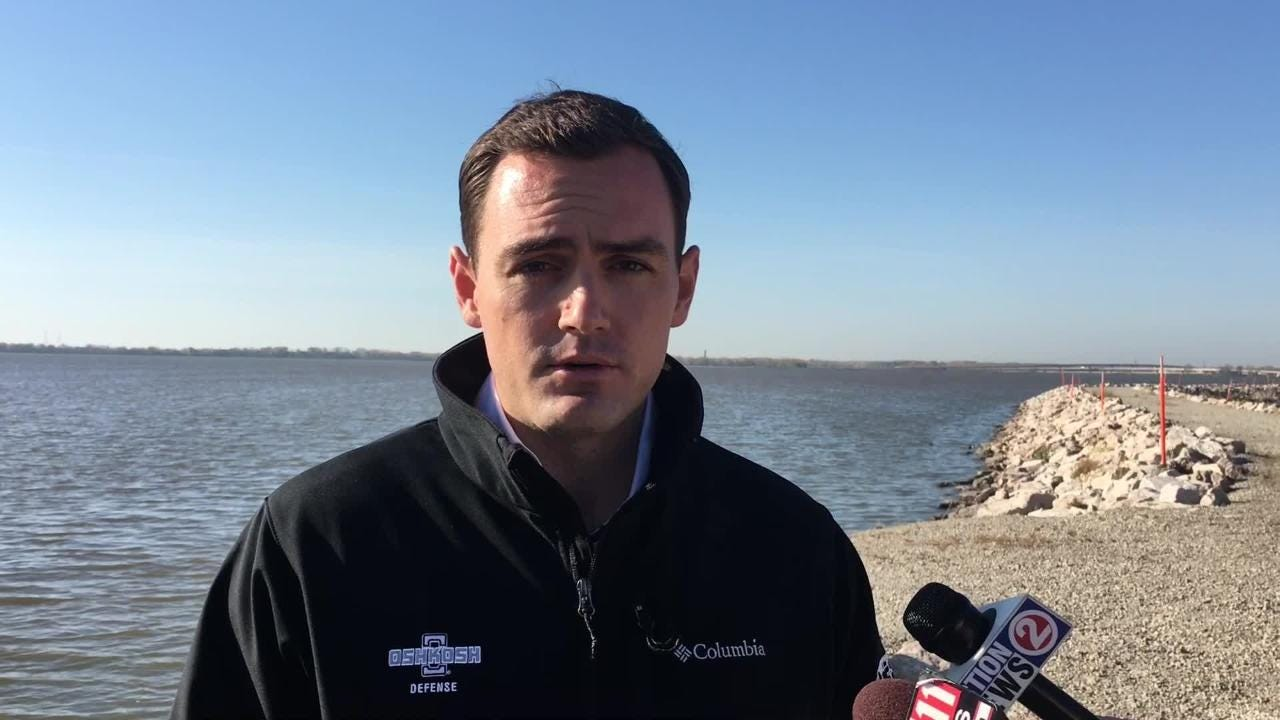 U.S. Rep. Mike Gallagher, R-Green Bay, said the devil's in the details, but he hopes Congress can pass a tax reform package.