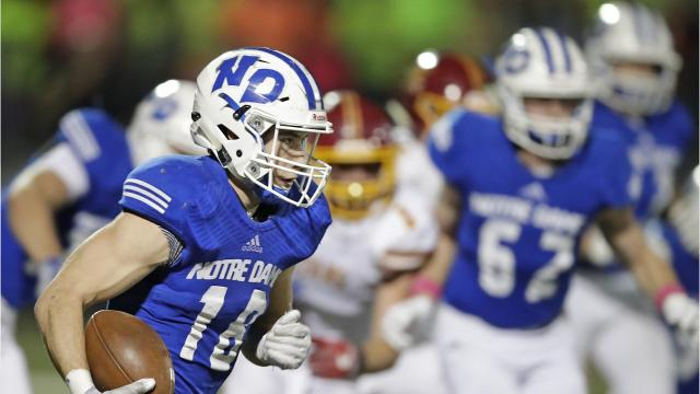 The WIAA football playoffs started on Friday.