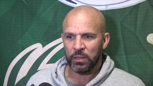 Video: Jason Kidd talks about Sterling Brown