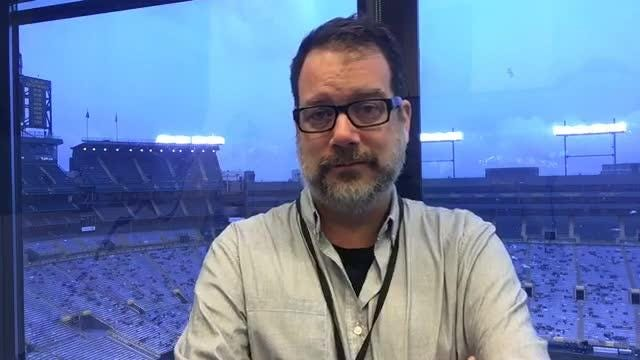Aaron Nagler takes to Facebook Live to discuss the Packers loss to the Saints and answer your questions.