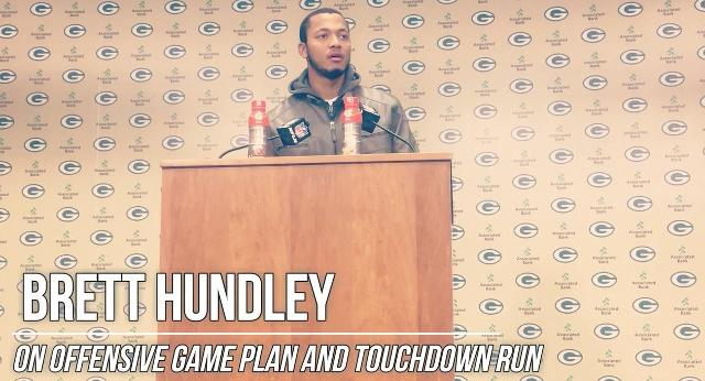 Brett Hundley comfortable with game plan against Saints