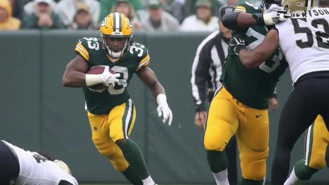 Packers: 'Not the 2nd half we want to play'