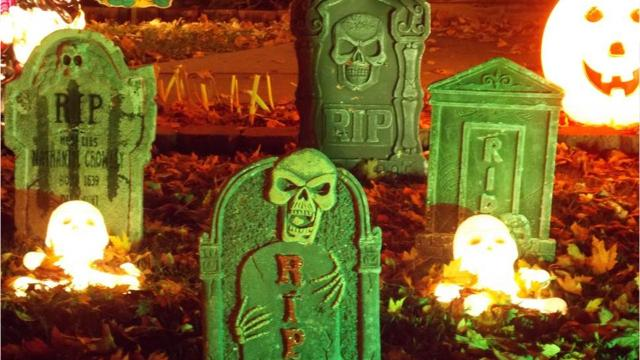 Check out these haunted displays our readers shared in the Wisconsin Rapids, Stevens Point, Marshfield and Wausau areas.