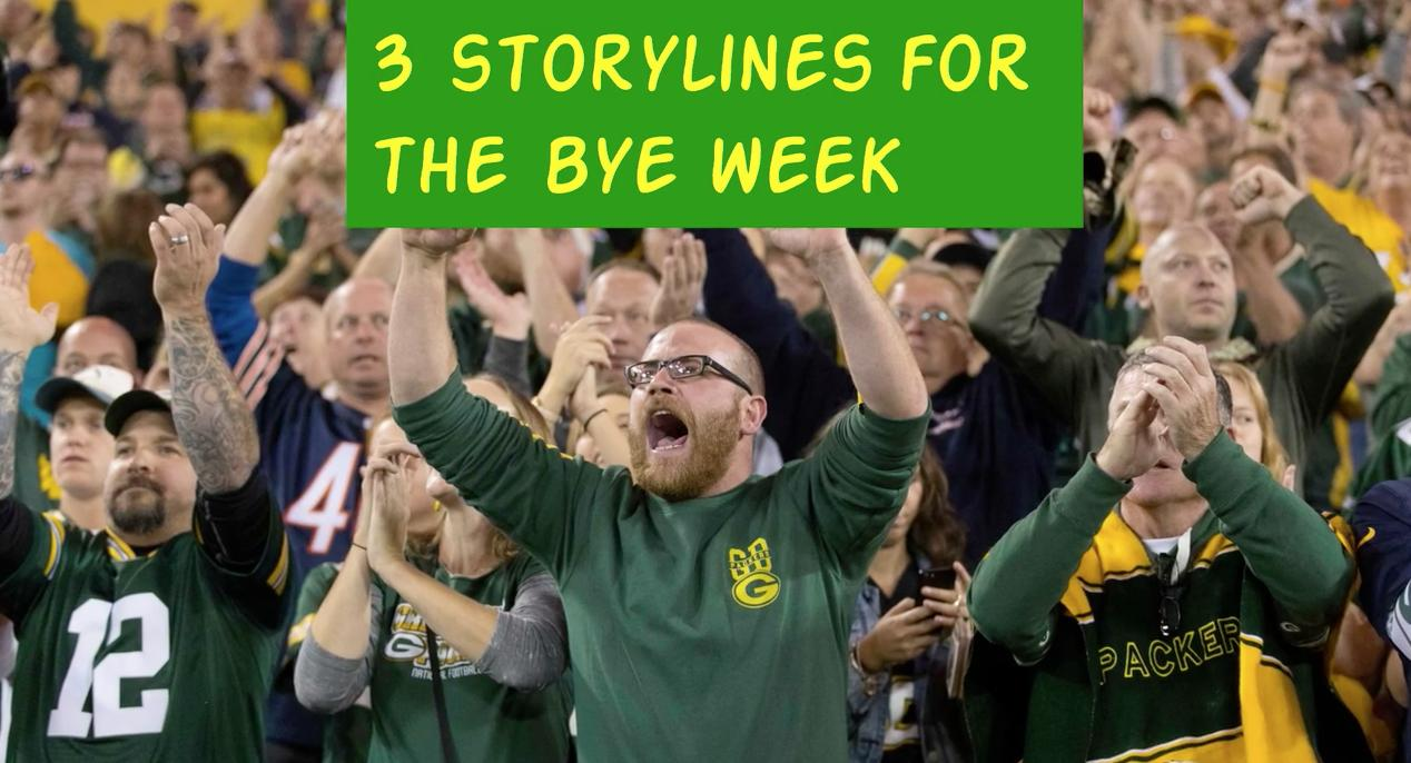 3 storylines heading into the bye week