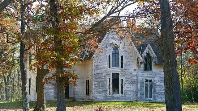 With legendary locations throughout Fond du Lac County, here are five with haunted tales.