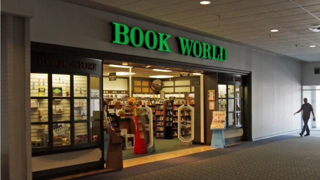 Book World announced it will close all of its 45 stores. Twenty are in Wisconsin.