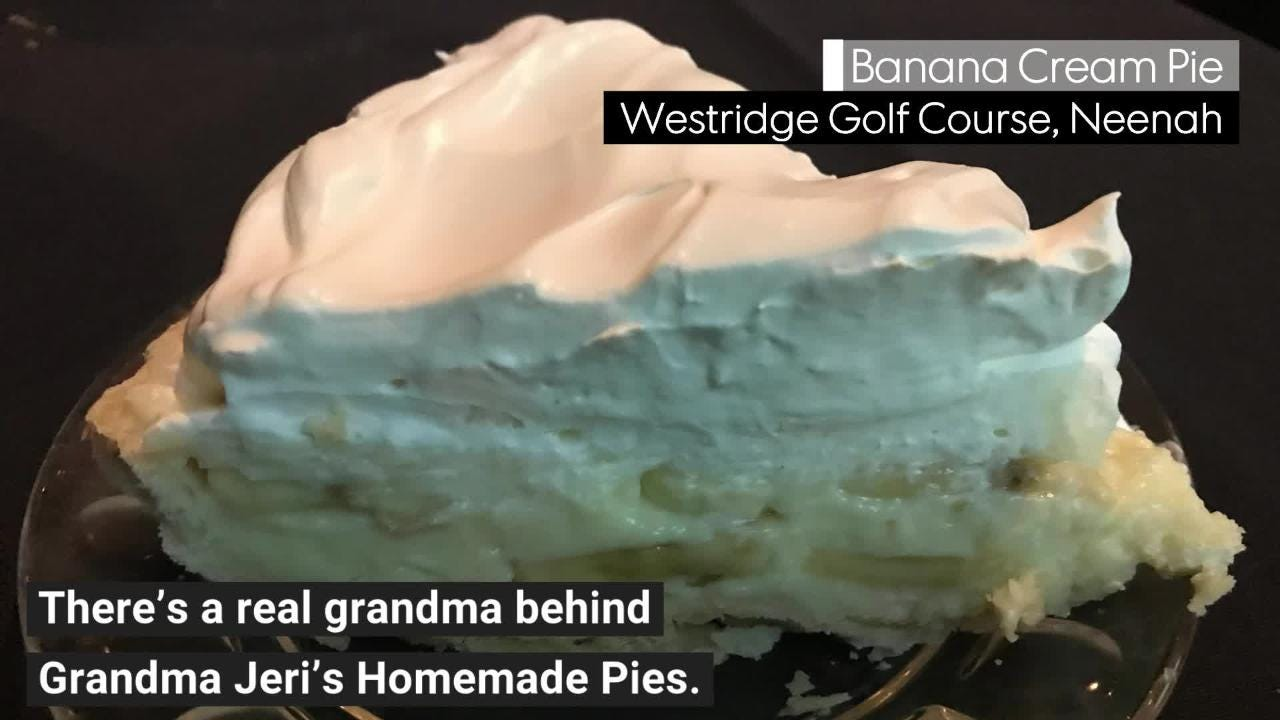 Looking for a good slice of pie in Wisconsin? Here are a few places to start.