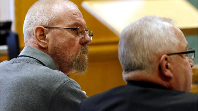 The trial for Mark A. Kusters, of Grand Rapids, who is charged with first-degree intentional homicide for the September 2016 shooting death of Richard M. Flynn, 42, of Saratoga, began in Wood County Circuit Court Monday.
