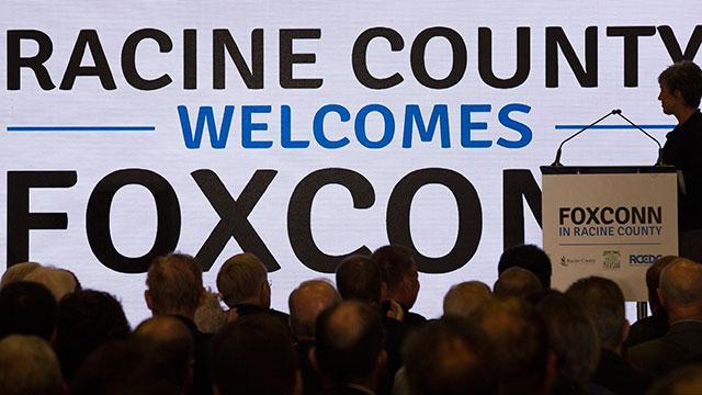 JS OnPolitics, 11.9.17: The Foxconn deal