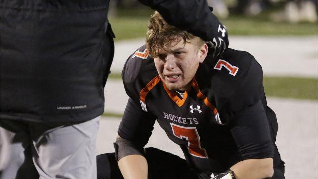 A video recap of Cedar Grove-Belgium's 16-14 loss to Lake Country Lutheran in the WIAA Division 5 semifinal.