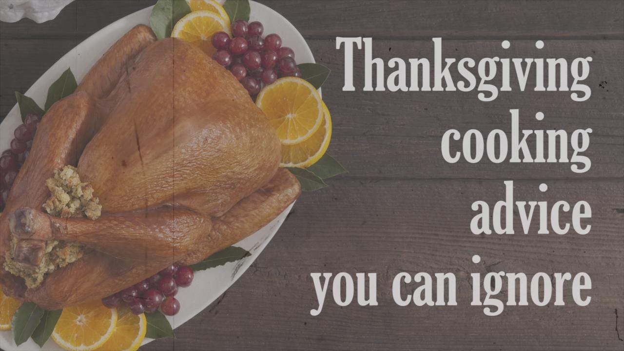 FVTC culinary arts instructors offer Thanksgiving meal advice to ignore.