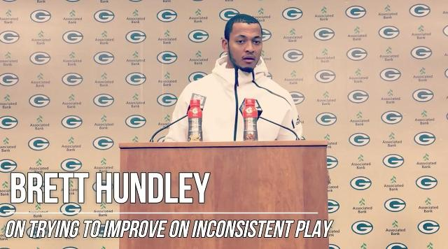 Video: Brett Hundley news conference