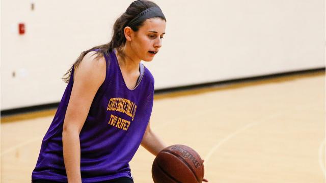 Two Rivers' Brooke Behrendt is the focus of this week's Senior Spotlight
