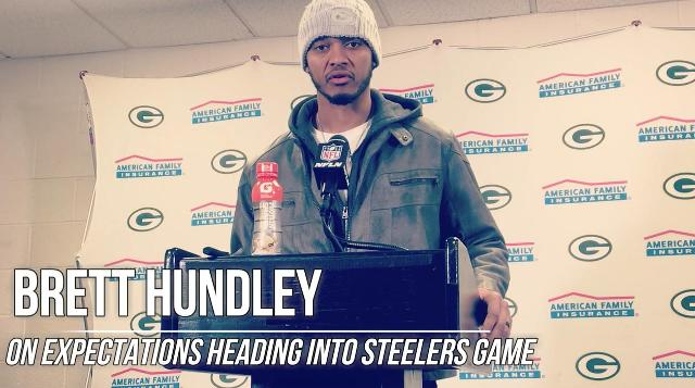 Hundley: 'I know I can be better'