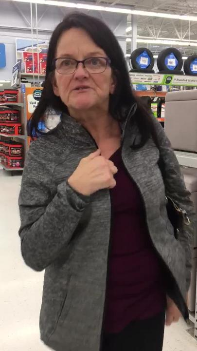A video of a woman making insensitive comments toward two Hmong women at an Appleton Walmart attracted more than 300,000 views and had been shared about 3,800 times on Facebook by Monday afternoon.