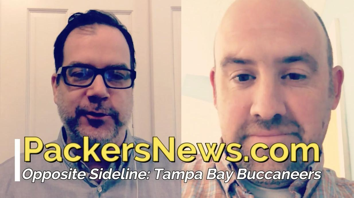 Aaron Nagler speaks with Greg Auman of the Tampa Bay Times about the Green Bay Packers' next opponent, the Tampa Bay Buccaneers.
