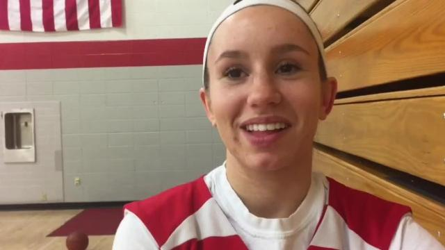 The Raiders veteran guard talks about her fast start to the season and what she and her Marathon teammates hope to accomplish this winter.