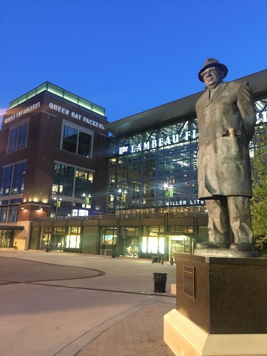 Nagler's chat: Time to win at Lambeau again