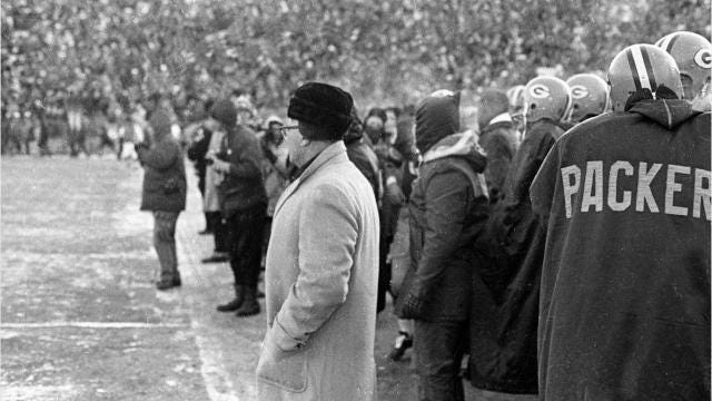 This month marks the 50th anniversary of the Green Bay Packers' iconic Ice Bowl victory over the Dallas Cowboys in the NFL championship game.