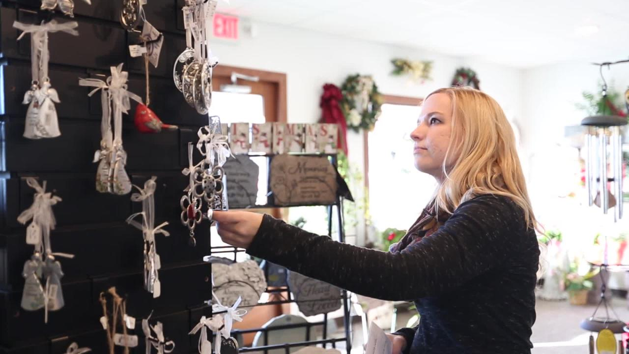 USA TODAY NETWORK-Wisconsin reporter Caitlin Shuda explores six locally-owned Wisconsin Rapids businesses that meet a variety of her holiday shopping needs.