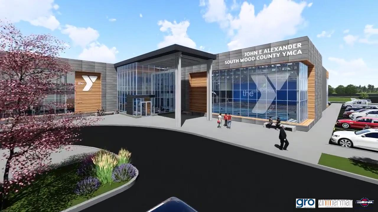 South Wood County YMCA and Boys & Girls Club of the Wisconsin Rapids Area will break ground on a new, shared center in May 2018 with plans for a fall 2019 opening.