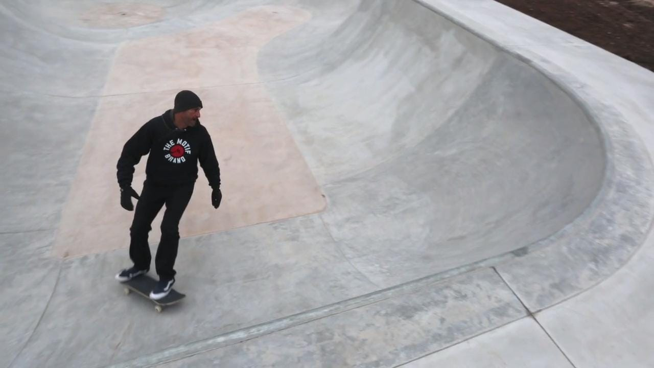 The skate park at Kiwanis Park in Sheboygan is nearly ready to open. According to the city, they plan to formally open the facility in spring.
