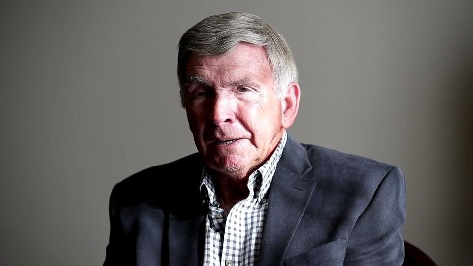 Former Green Bay Packers wide receiver Carroll Dale shares memories from the Ice Bowl, which was played 50 years ago on Dec. 31, 1967.