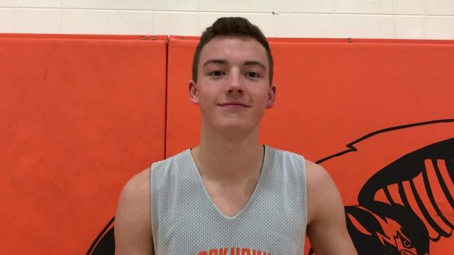 Senior guard Ian Gibbs is closing in on the 1,000-point career scoring milestone at Port Edwards High School after earning second team All-Central Wisconbsin Conference-10 honors as a junior last season.