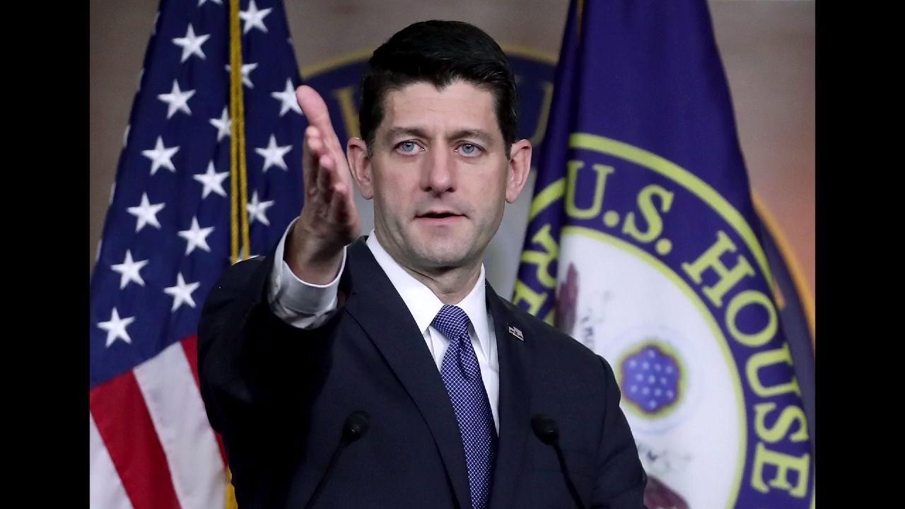 JS OnPolitics: Is Paul Ryan stepping down