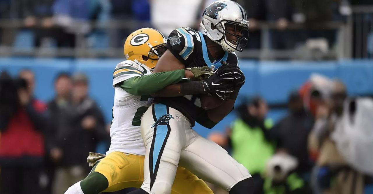 The guys at PackersNews.com give their predictions for the Week 15 showdown between the Green Bay Packers and the Carolina Panthers. (Dec. 15, 2017)