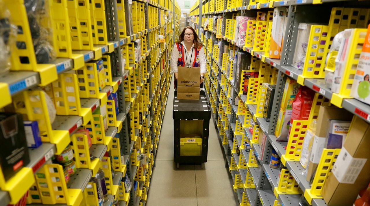 Amazon's two-hour Prime Now operation amazes