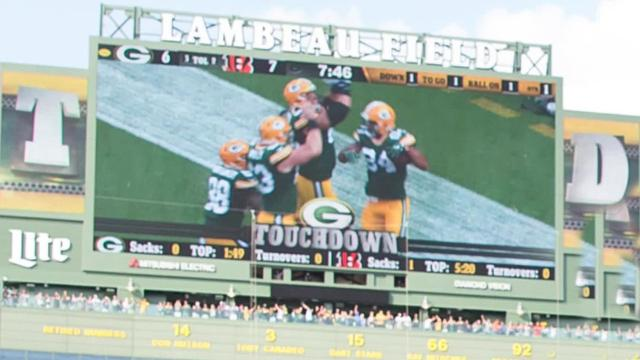 Short history on Packers' 13 NFL championships