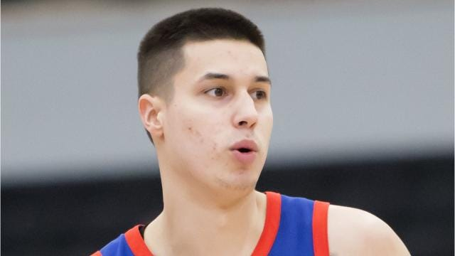 Former Wisconsin Badgers guard Bronson Koenig is in his first season in the NBA G League.