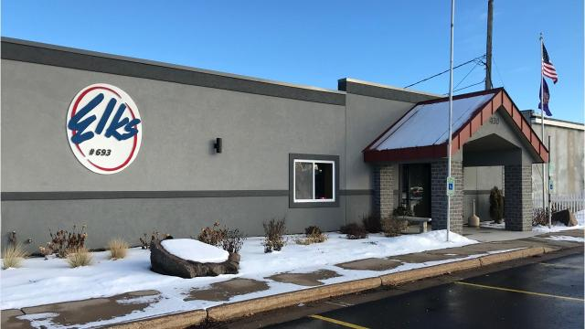 The Wisconsin Rapids Elks Lodge has been in Wisconsin Rapids since 1902. It moved to West Jackson Street in 2009.