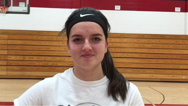 Pacelli senior Morgan Kuckkahn has played a key role in a dramatic turnaround for a Cardinals basketball program which has already surpassed its win total from each of the past four seasons.