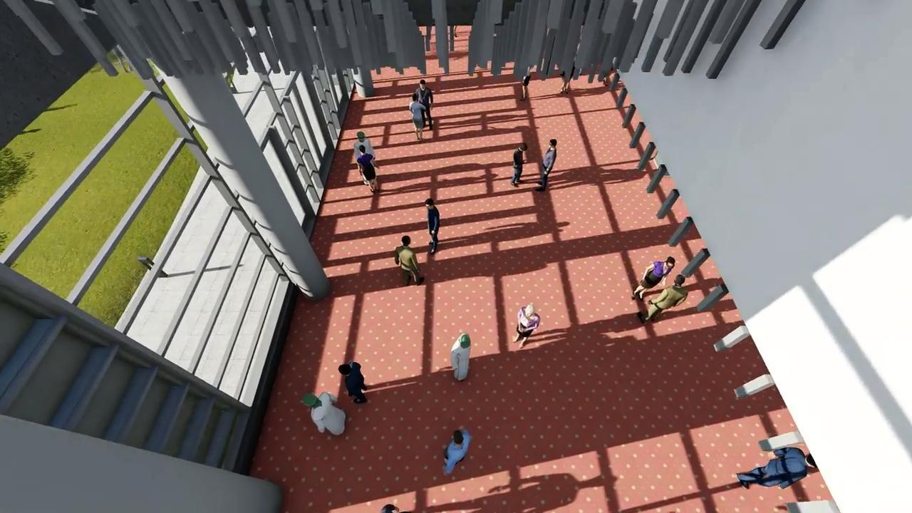 Fox Cities Exhibition Center virtual tour