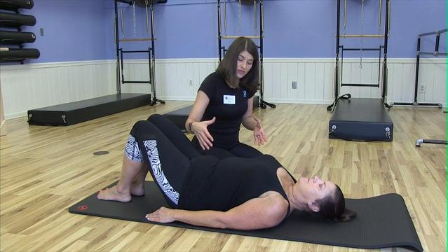 In Motion: Leg Lift Supine