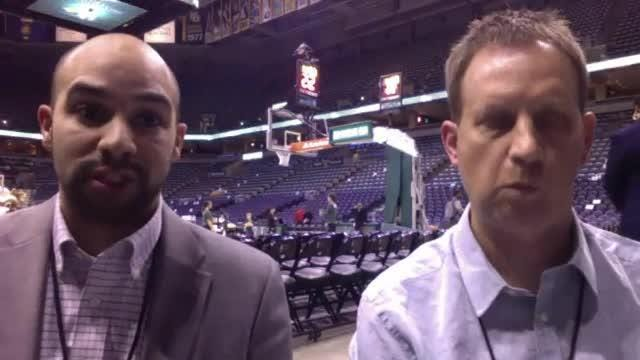 Bucks video chat with Matt Velazquez