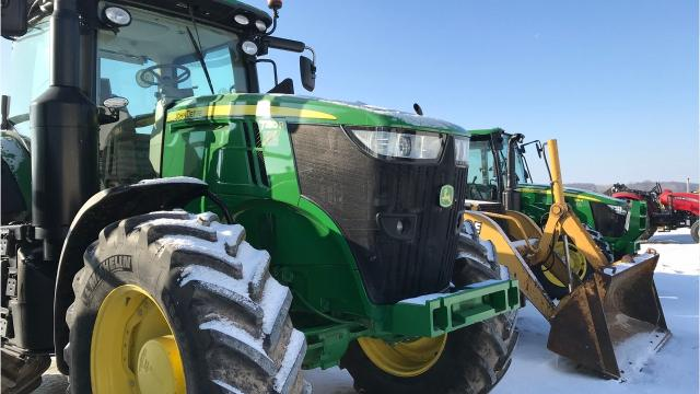 Eis Implement has served Manitowoc County for more than 70 years as a John Deere dealership. Jon and Chris Eis are the third generation of owners and they have made their mark on the business.