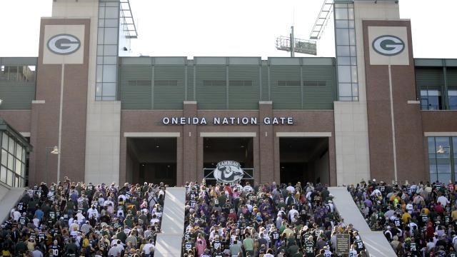 The Green Bay Packers have applied to host an NFL draft in 2019 or later