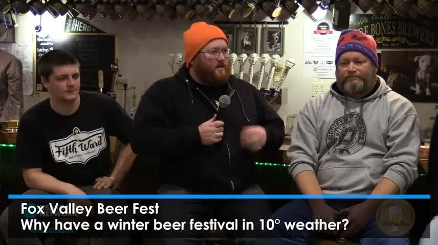 WisBrewView: Why a winter beer fest in 10° weather