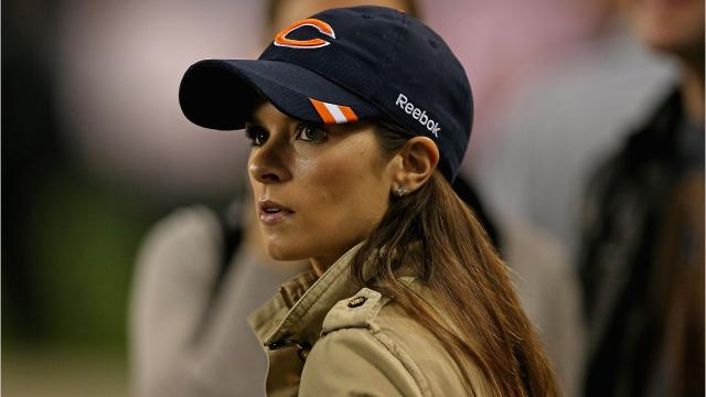 After rumors swirled earlier this month, the race car driver has confirmed she's dating Green bay Packers quarterback Aaron Rodgers (and yes, she's a Bears fan)..