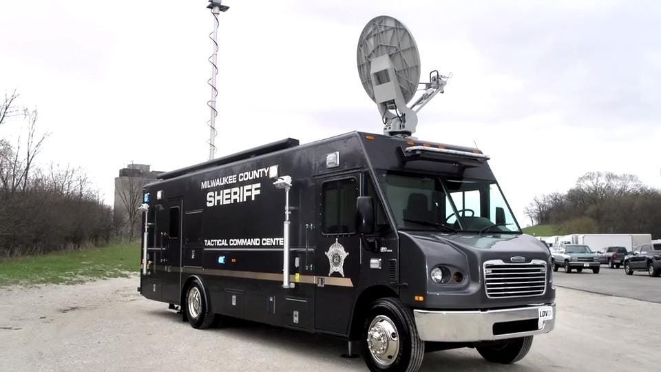 LDV Inc. fills a niche with specialty vehicles that function as mobile command centers