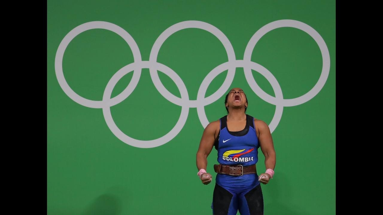 Dan Powers shares favorite Olympic images from China and Brazil before heading to South Korea for the Winter Olympics.