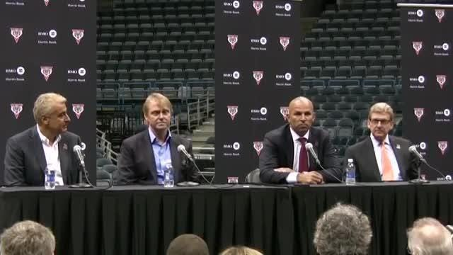 Jason Kidd press conference