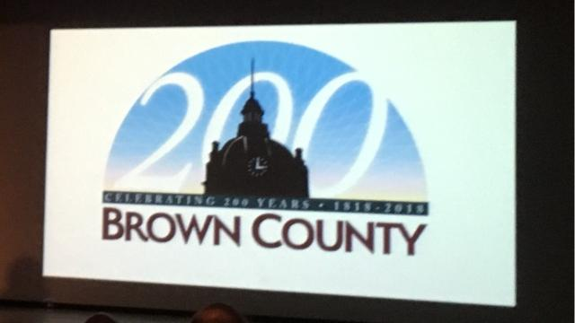 Brown County plans bicentennial celebration that'll last throughout 2018