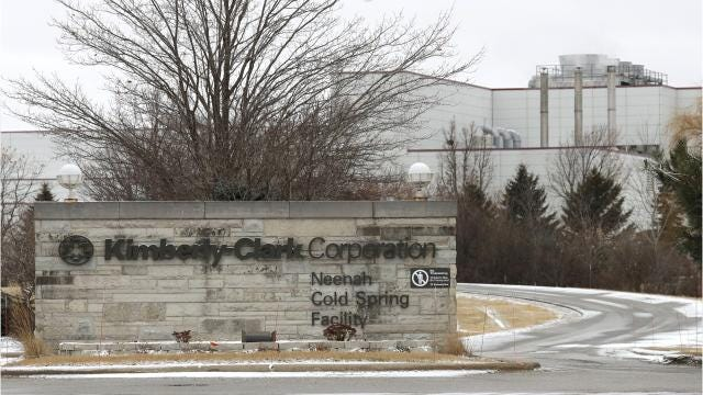 Kimberly-Clark to cut jobs, facilities nationwide