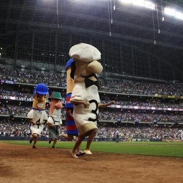 The Racing Sausages through the years